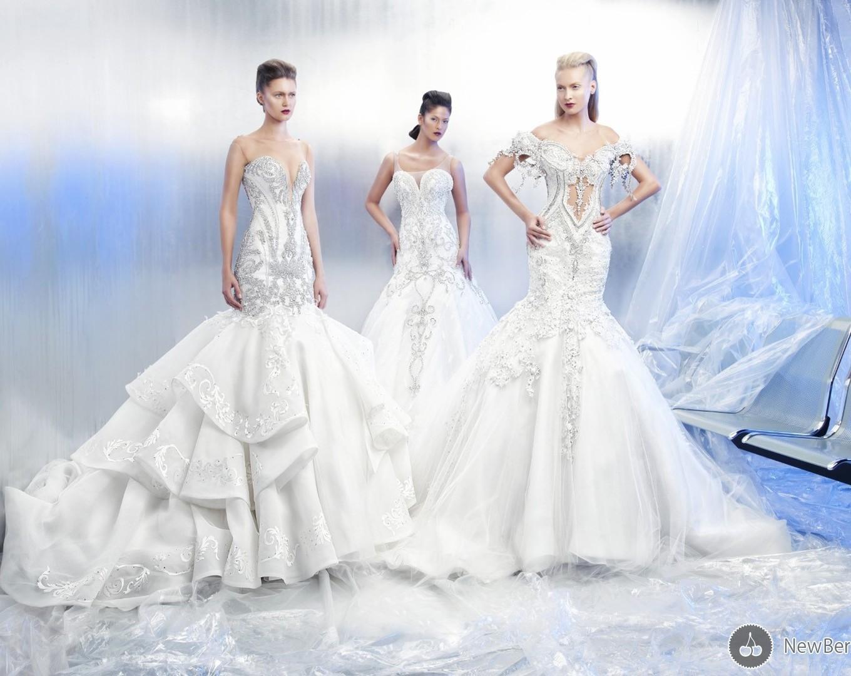 Стили свадебных нарядов