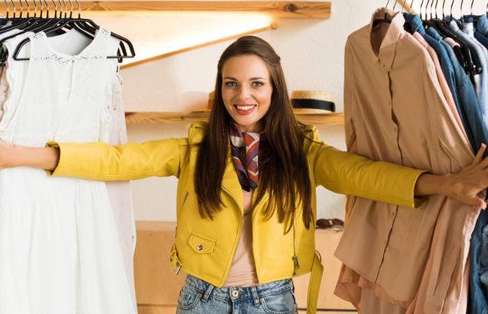 Молодящие и старящие цвета одежды в гардеробе