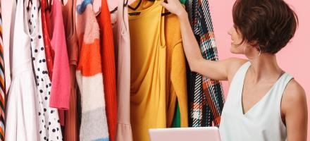 Разбор гардероба со стилистом ОНЛАЙН