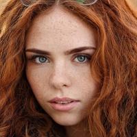 Цветотип Тёплая (Настоящая) Осень: палитра оттенков, цвета волос, макияж, гардероб
