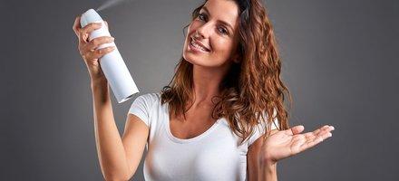 7 полезных способов применения сухого шампуня