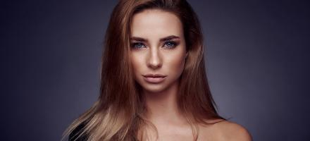 Круглое лицо: стрижки, прически и макияж